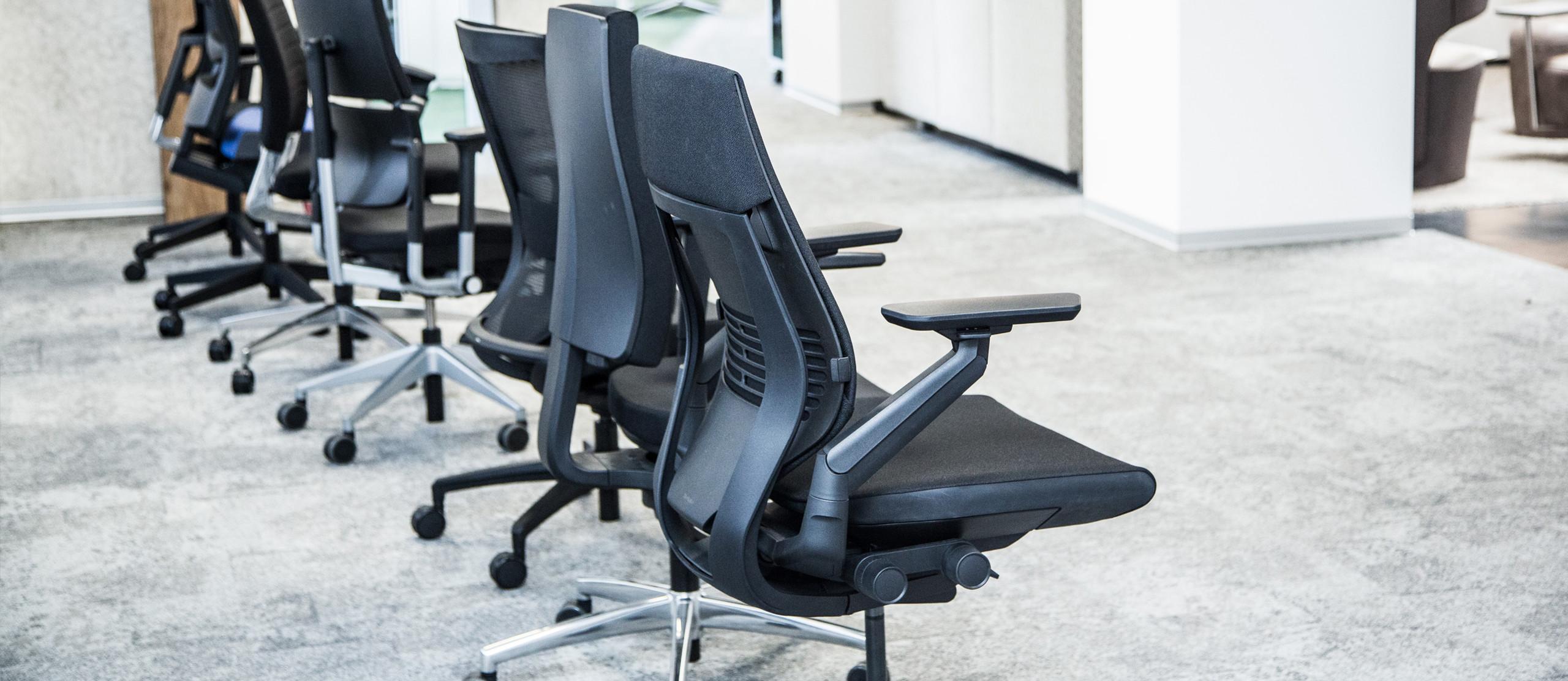 Gesund arbeiten am ergonomischen Arbeitsplatz
