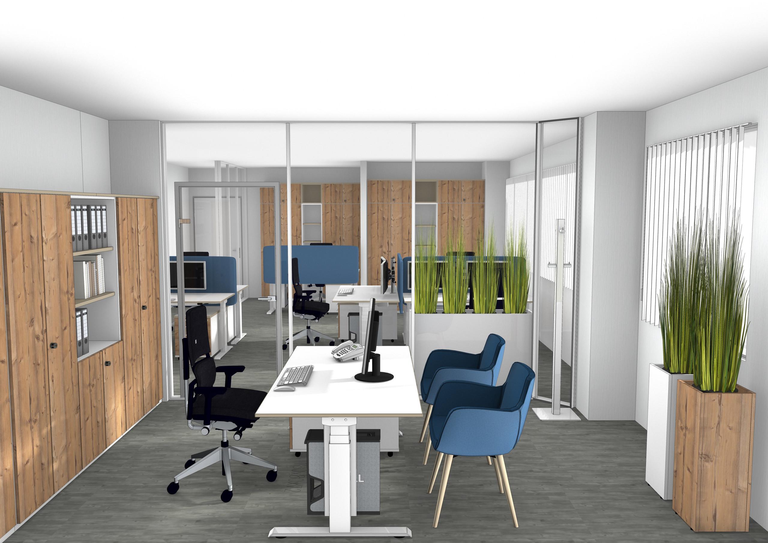 Einzelbüro kompakt