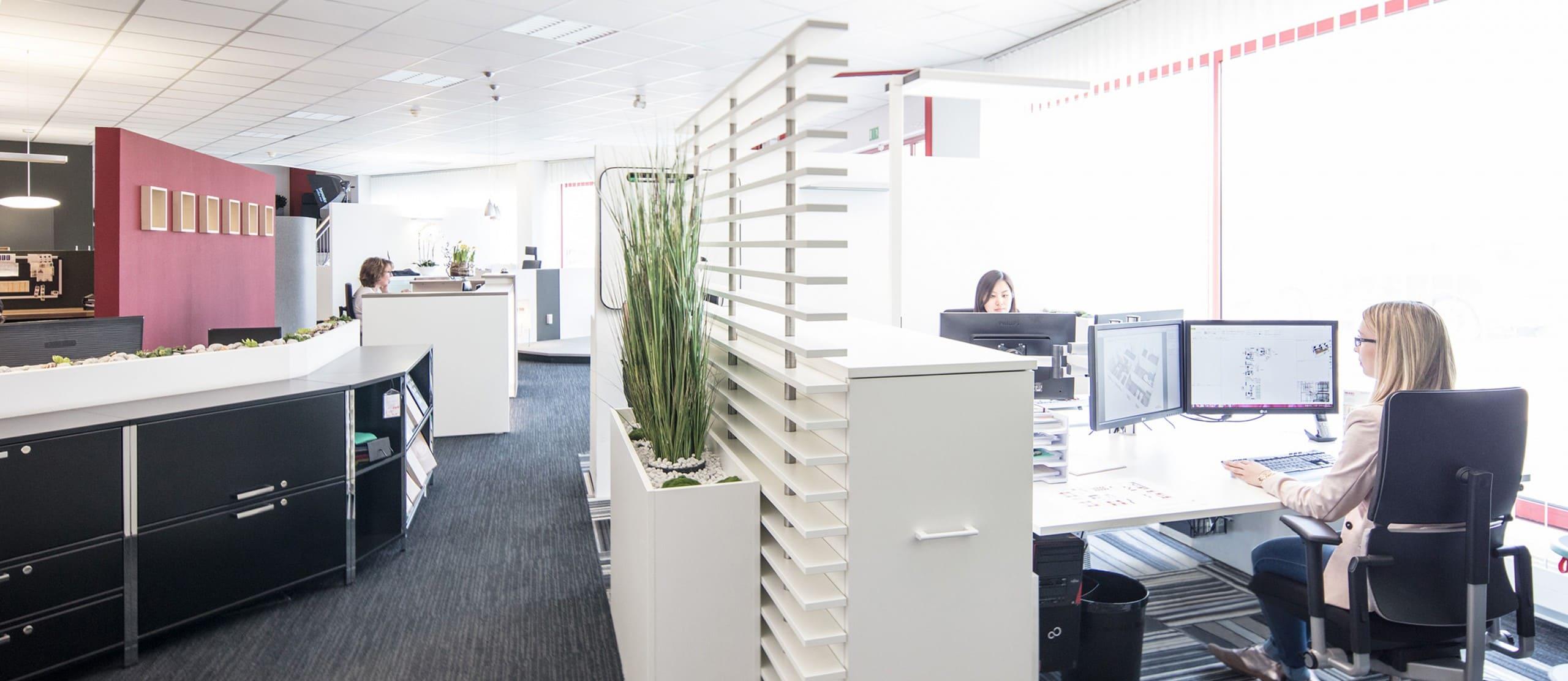 Büroeinrichtungen und Möbel nach Wunsch in Künzelsau